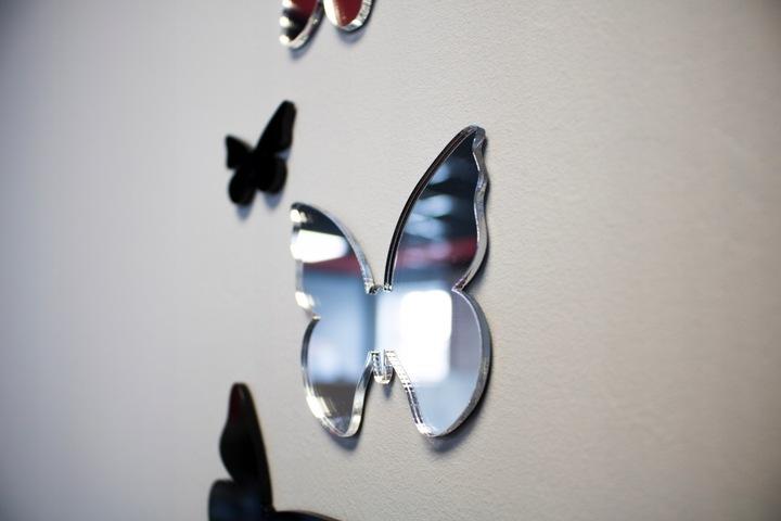 Декор стен бабочками – как создать красивое панно своими руками