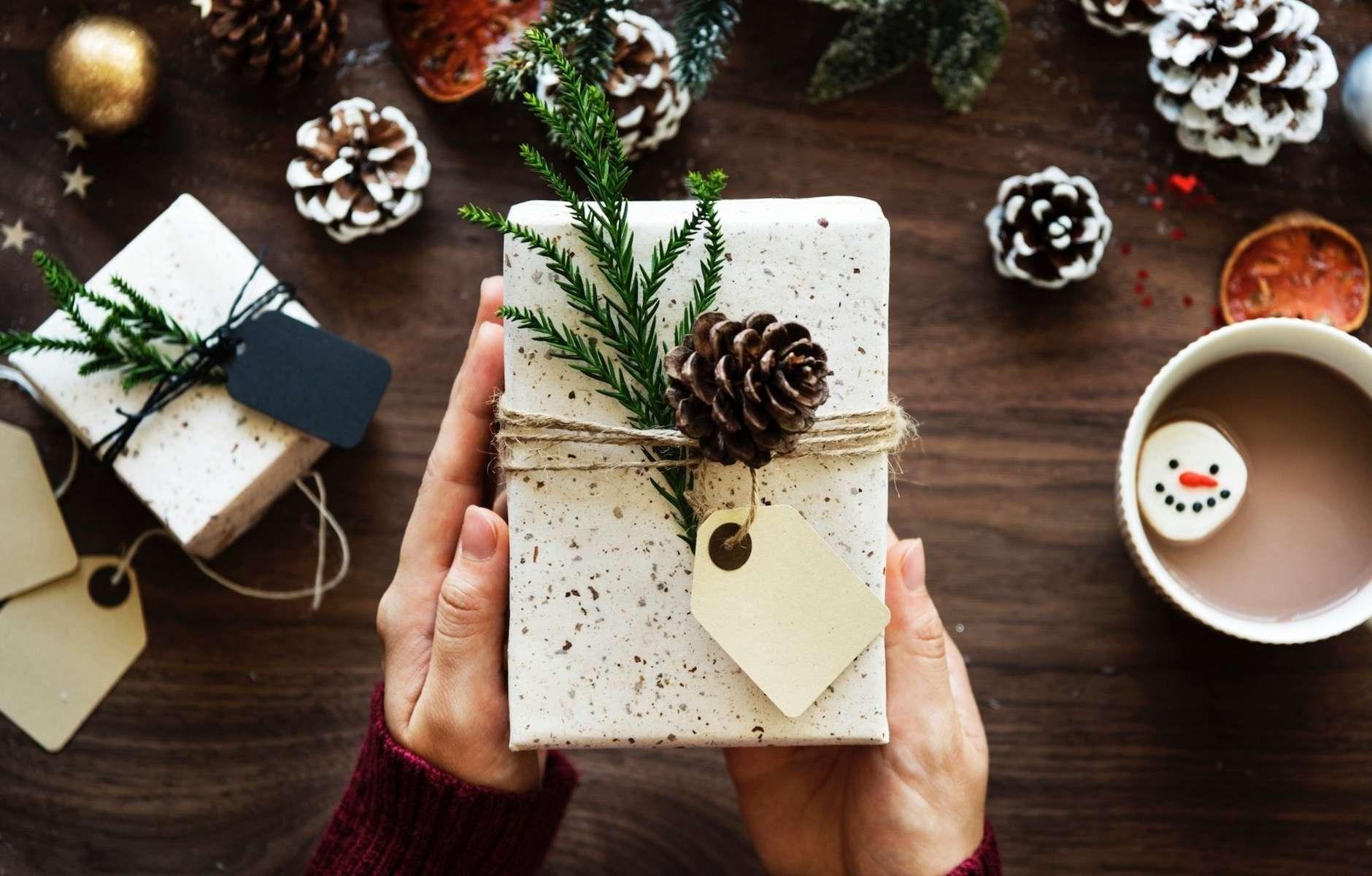 Топ-100 лучших подарков на новый год 2020 ?
