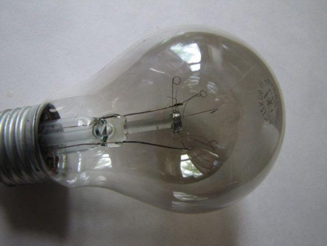 Первая лампа накаливания: история изобретения | 1posvetu.ru