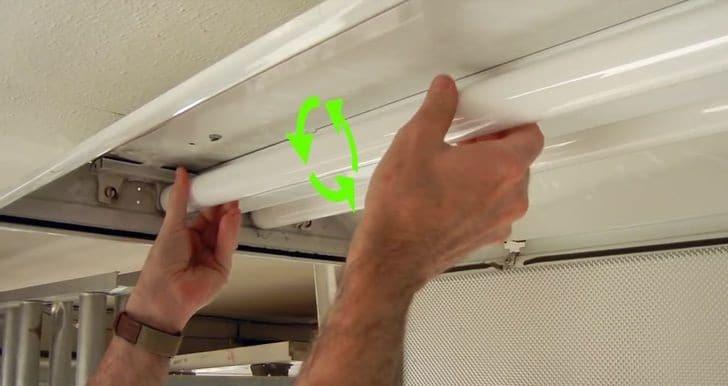 Срок службы электрических ламп