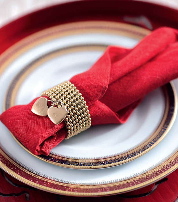 Пасхальный декор кольца для салфеток «кролик»