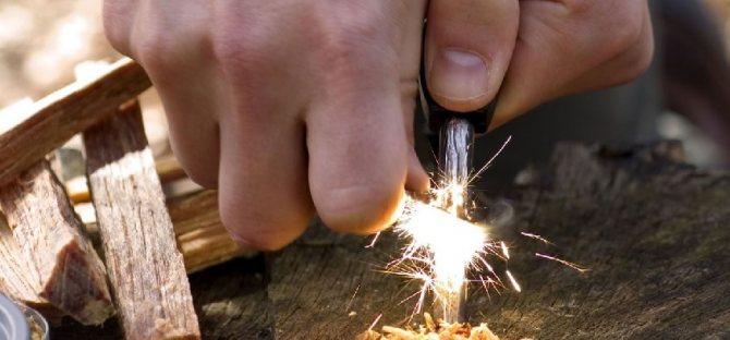Как добыть огонь без спичек - 10 проверенных способов