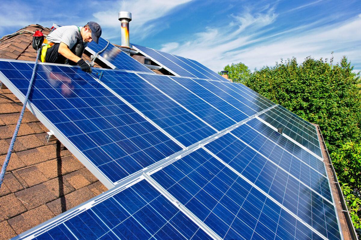 Выгода от солнечных батарей и их окупаемость