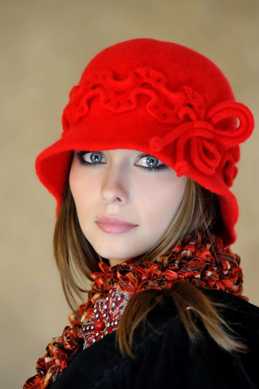 Как самостоятельно сделать красивую шляпу из фетра