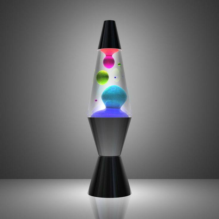Лава лампа — особенности, принцип действия и тонкости выбора