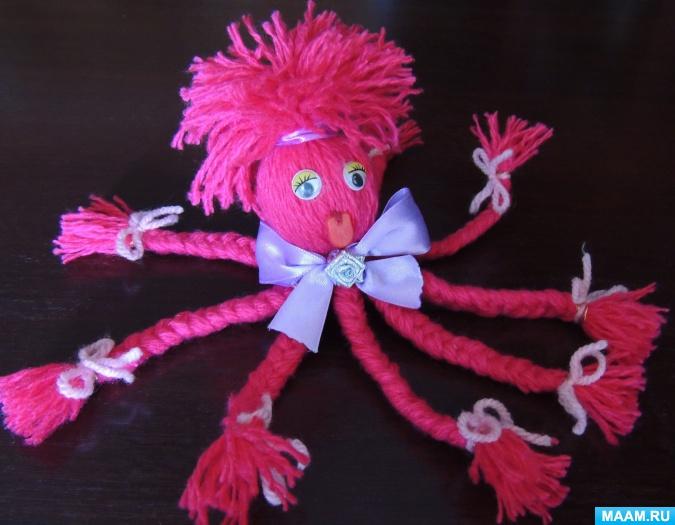 Как сшить осьминога своими руками. подарок, diy. декор, подушка или мягкая игрушка.
