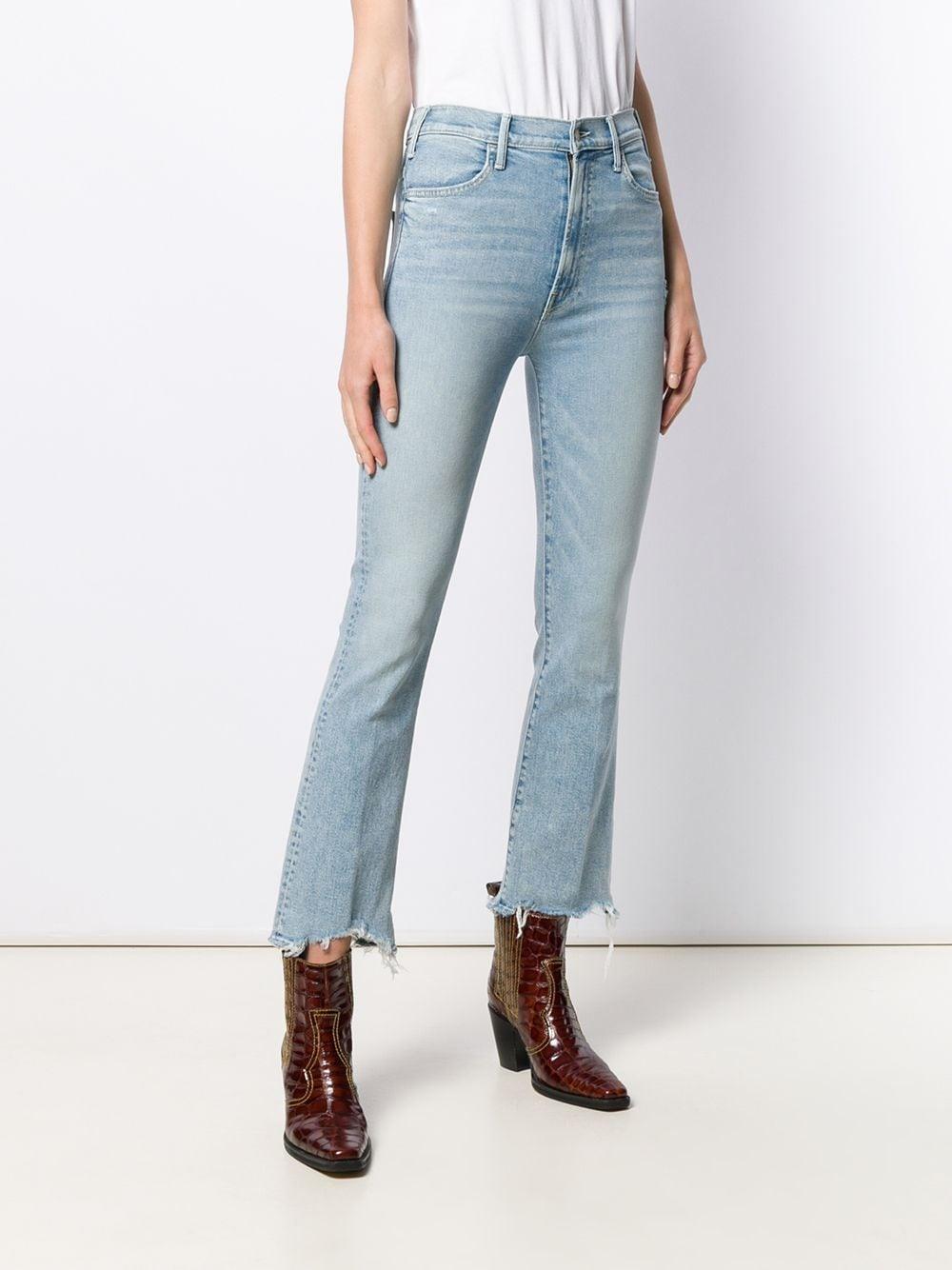 Как обрезать джинсы | как подшить джинсы с сохранением фабричного шва
