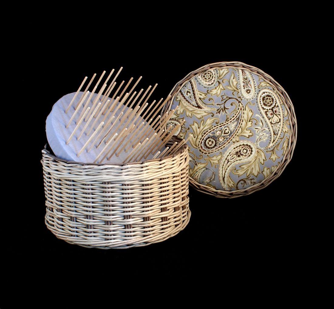 Поделка изделие декупаж плетение плетёные новинки-шкатулки и корзинки бумага бумага газетная трубочки бумажные