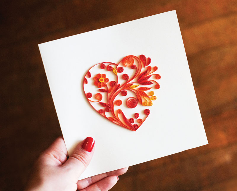 Валентинки из бумаги своими руками: самые простые способы сделать сердечные подарки любимым! | крестик