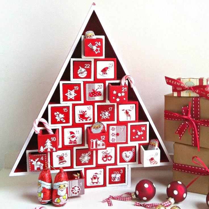Адвент календарь. идеи, задания, подарки | babydaytime.ru