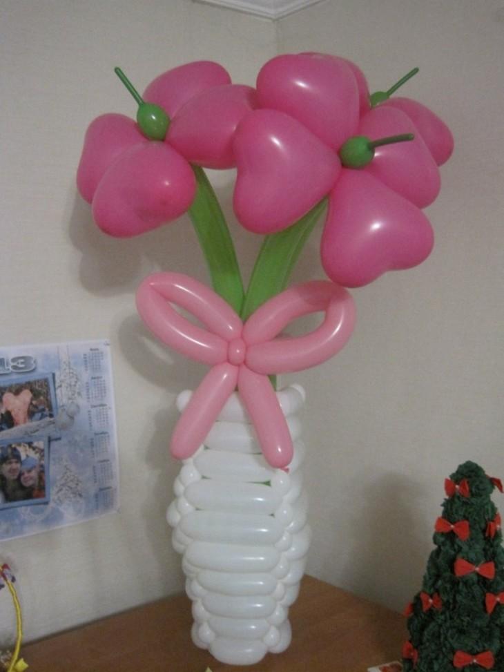 Поделки из шариков: схемы и мастер-класс изготовления красивых и оригинальных поделок из резиновых шаров (80 фото)