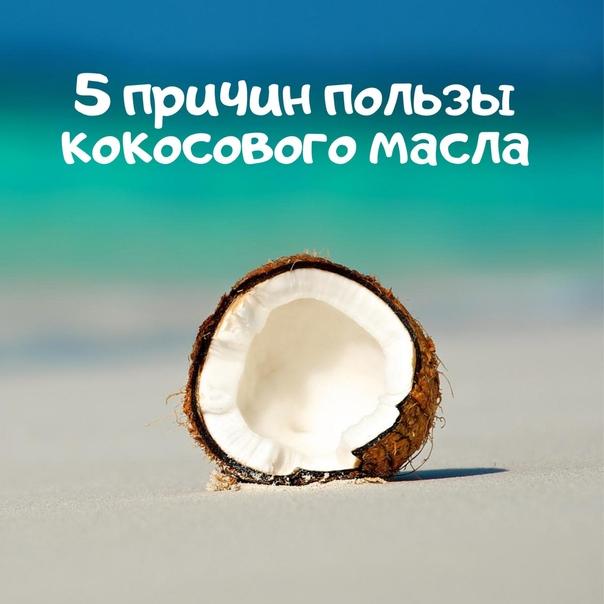 Кокосовое масло для тела: польза и вред твердого масла