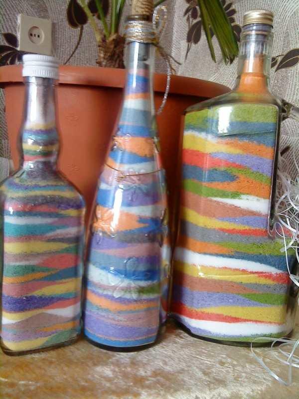 Декор бутылок своими руками: 100+ вдохновляющих идей и поэтапные мастер-классы - «декор» » «дизайна интерьера»