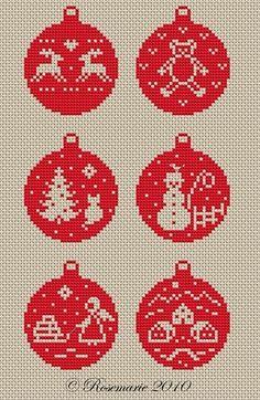 Новогодние украшения из ниток | слияние стилей