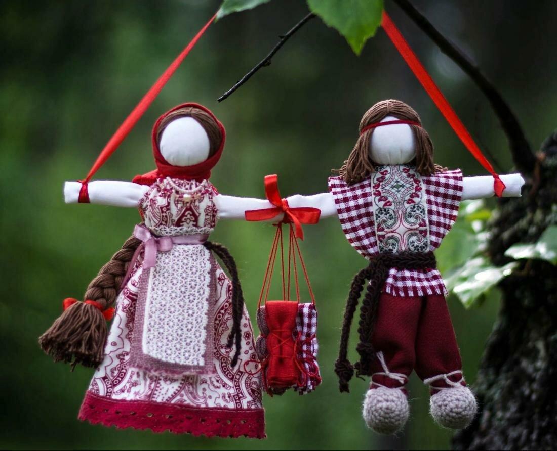 Кукла крупеничка своими руками: мастер-класс | значение оберега
