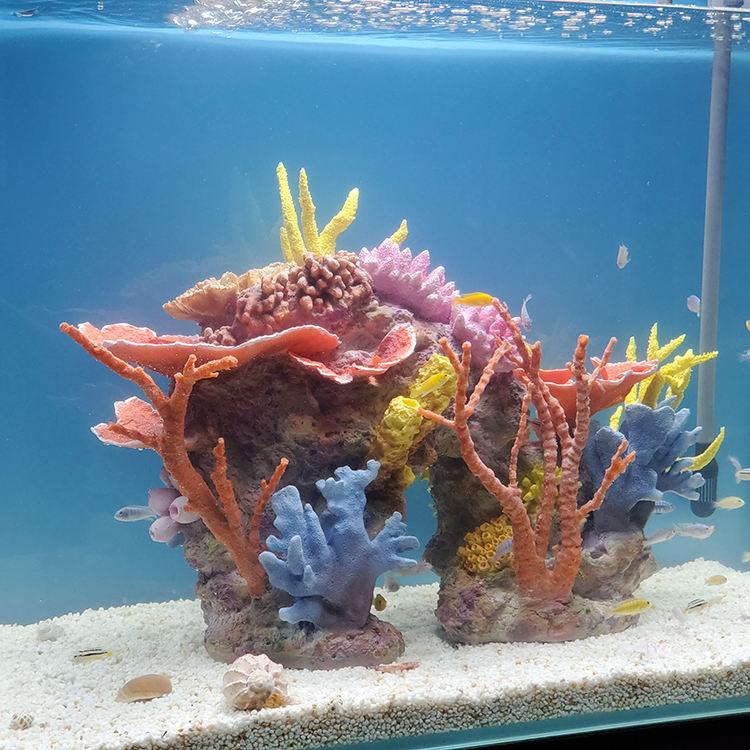 Как сделать кораллы из полимерной глины? коралловый декор: как сделать кораллы своими руками освещение аквариума люминесцентными лампами.