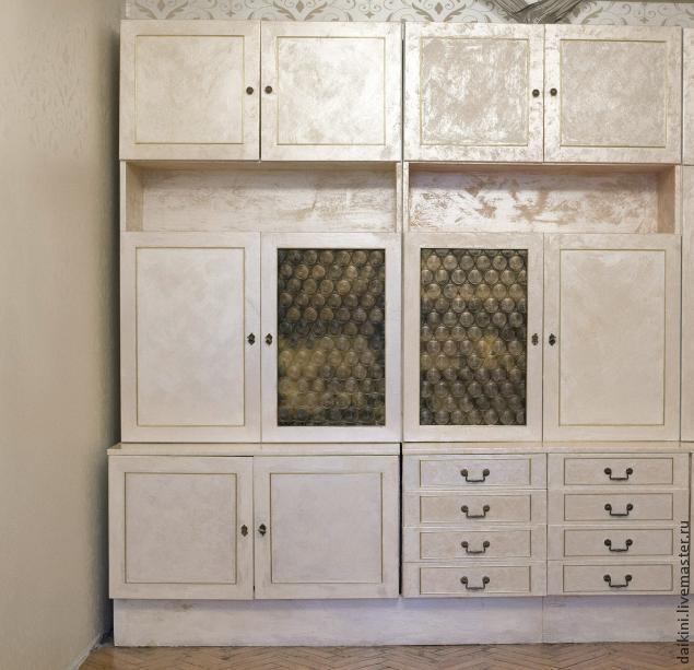 Как отреставрировать старый шкаф в домашних условиях: пошагово, фото, видео