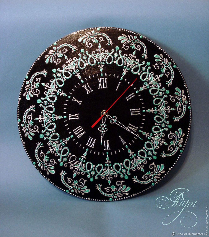 Как сделать часы из виниловых пластинок?