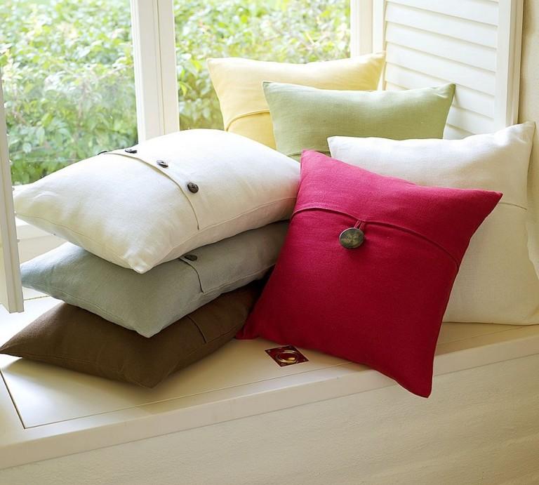 Оригинальные подушки своими руками - варианты оформления, фото идеи, пошаговые мастер-классы