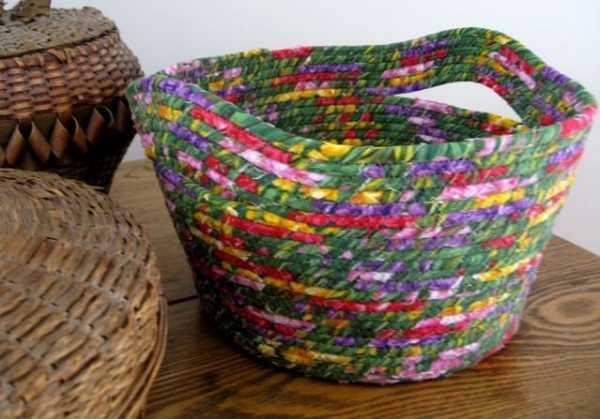 Корзина из газетных трубочек для начинающих: пошаговые инструкции по плетению корзинок, как сделать корзины плетеные из бумаги