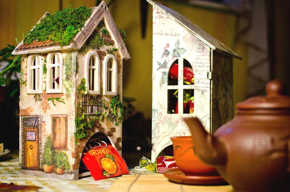Мастер-класс по изготовлению чайного домика своими руками: советы, пошаговые инструкции и материалы