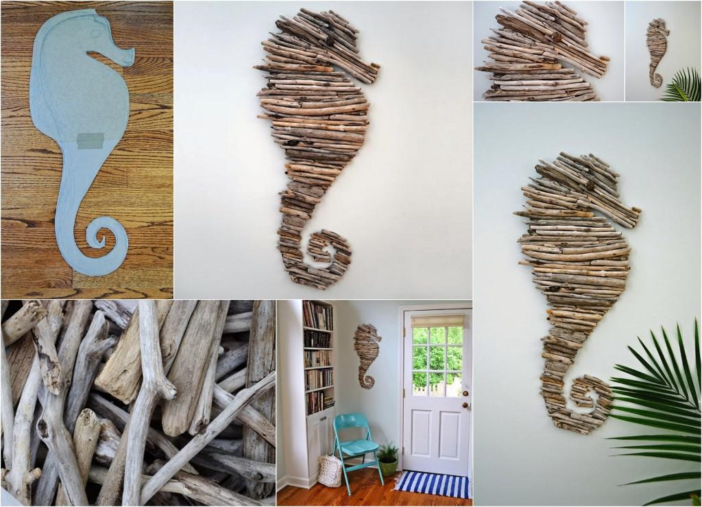 Британский художник создаёт вдохновляющие инсталляции из камней, веток и опавших листьев