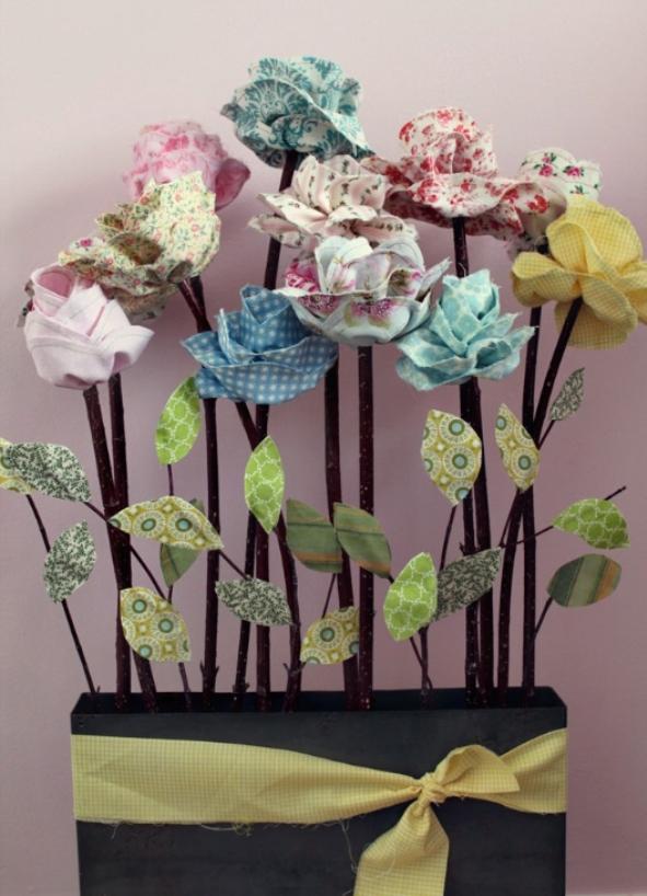 Мастер-класс по флористике, советы по оформлению букетов и поделок из живых цветов