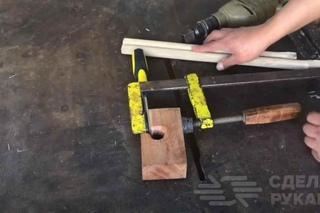 О том, как сделать пугач-спичкочтрел! наиболее простой способ изготовления данного приспособления
