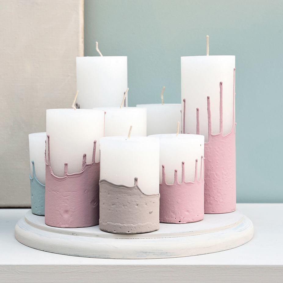 Чем удивить любимых: свечи и сердечки ко дню святого валентина