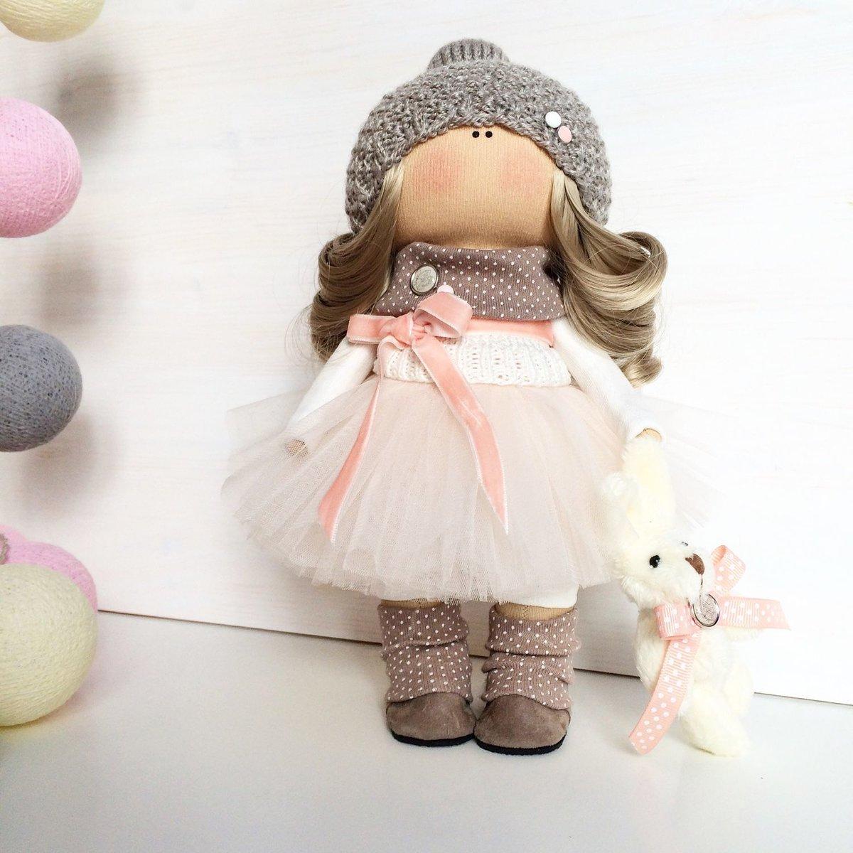 Как сделать выкройку и сшить куклу большеножку с цельнокроеной головой своими руками? мастер-класс
