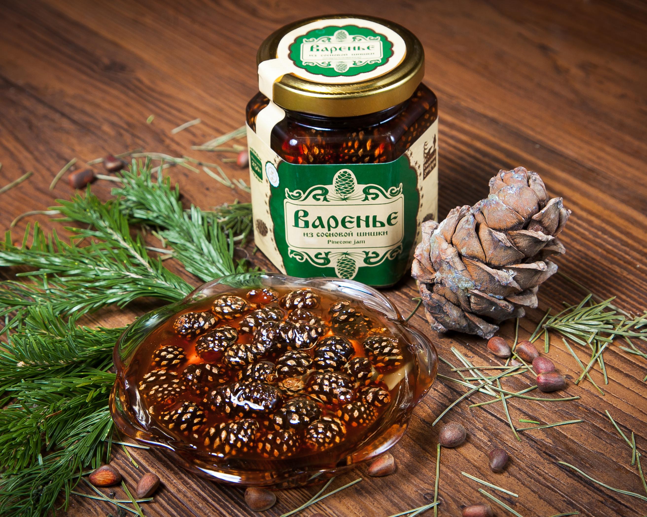 Варенье из сосновых шишек: 8 вкусных рецептов приготовления варенья из шишек сосны