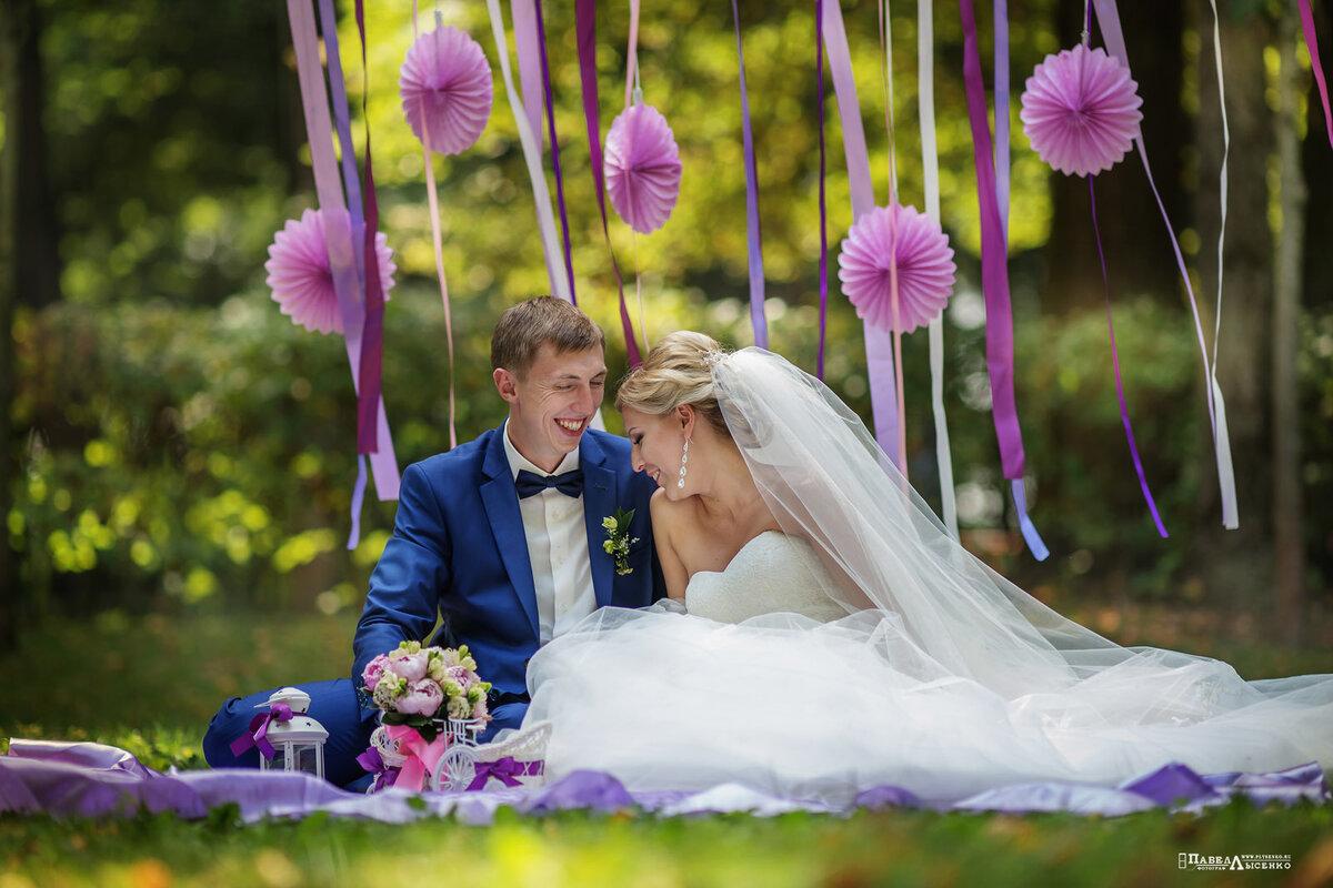 Аксессуары для свадебной фотосессии: лучшие идеи и фото
