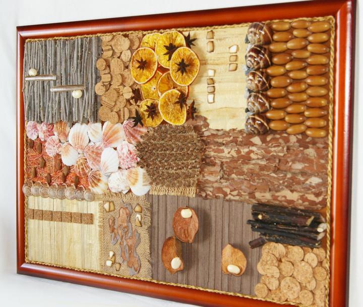 Инструкция изготовления декоративного панно