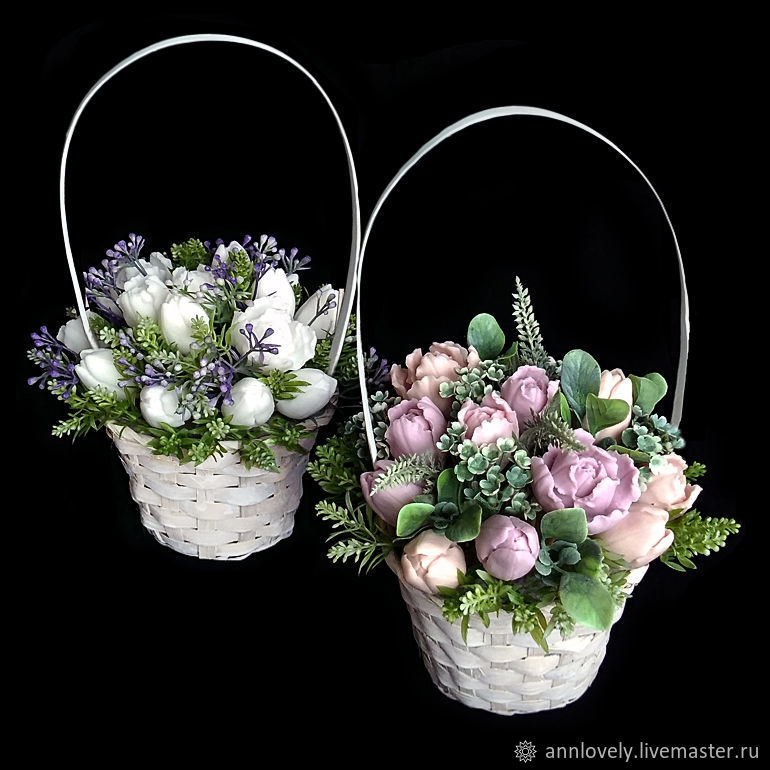 Цветы из капрона: мастер-классы