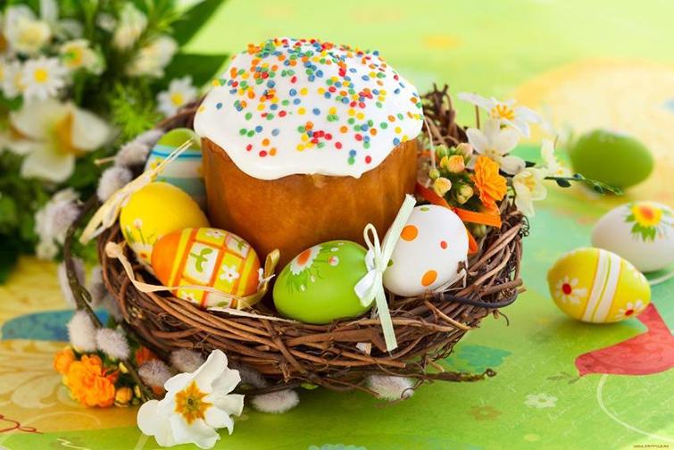 Поздравления с пасхой, светлым праздником. христос воскрес!