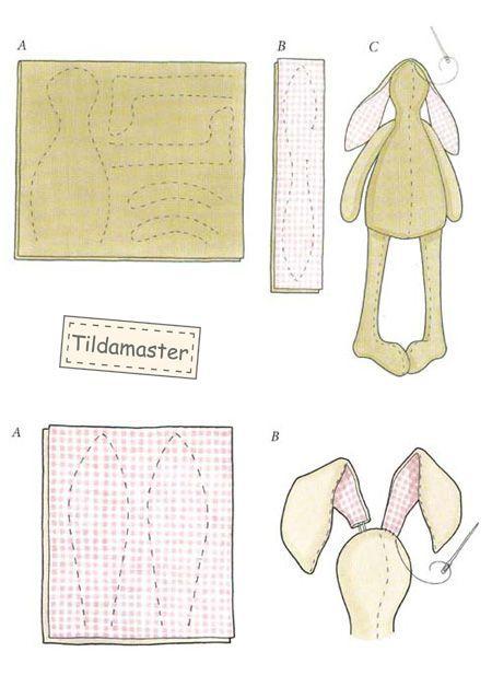 Тильда-заяц