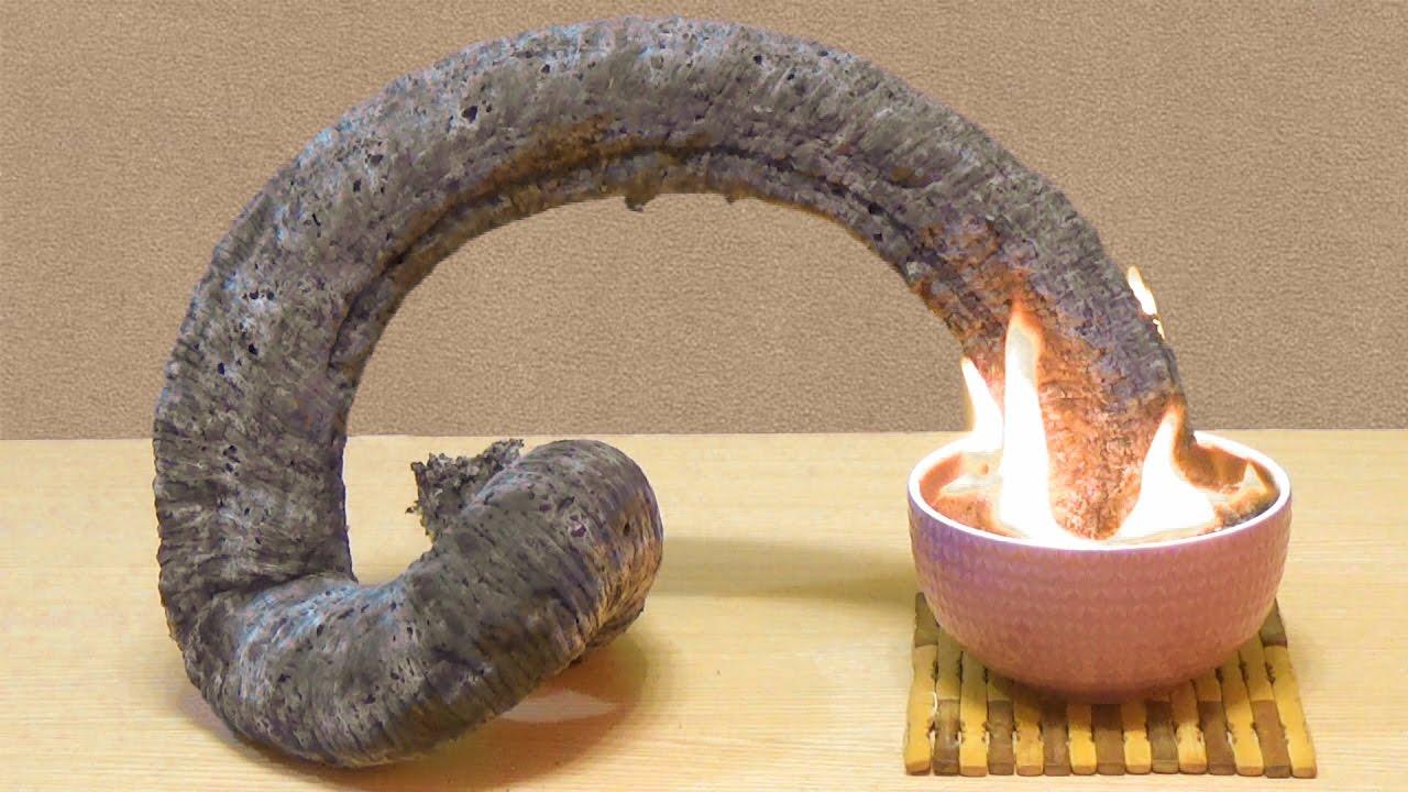 Эксперимент для детей: фараонова змея из соды и сахара, отзывы | soda-soda.ru