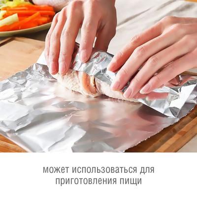 Алюминиевая фольга – вредно ли в ней готовить