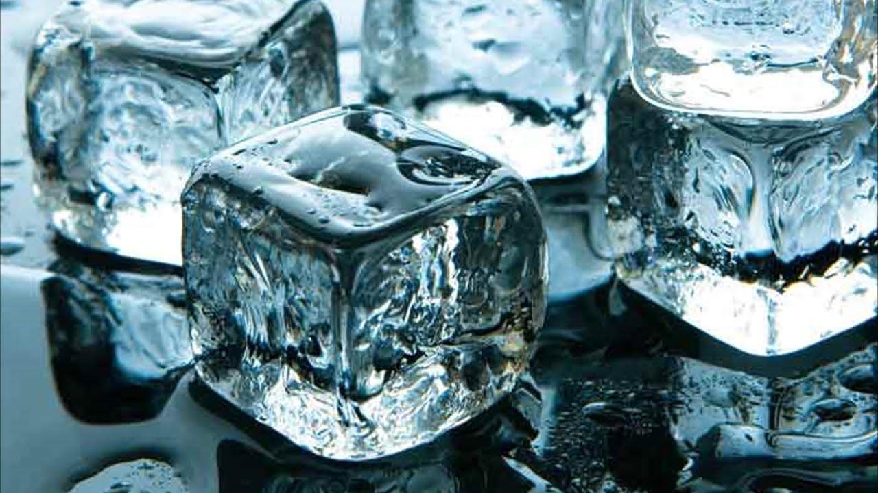 Подмороженный лёд — официальная minecraft wiki