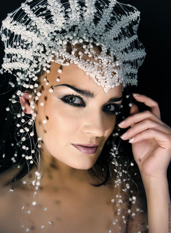 """Корона для снежной королевы своими руками – простое воплощение изысканных идей — журнал """"рутвет"""""""