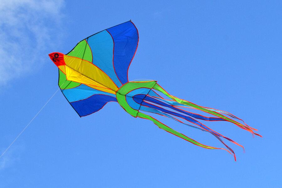Воздушный змей своими руками. модели, материалы, советы по изготовлению, чертежи