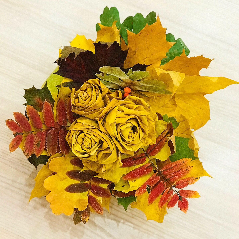 Осенние тенденции во флористике