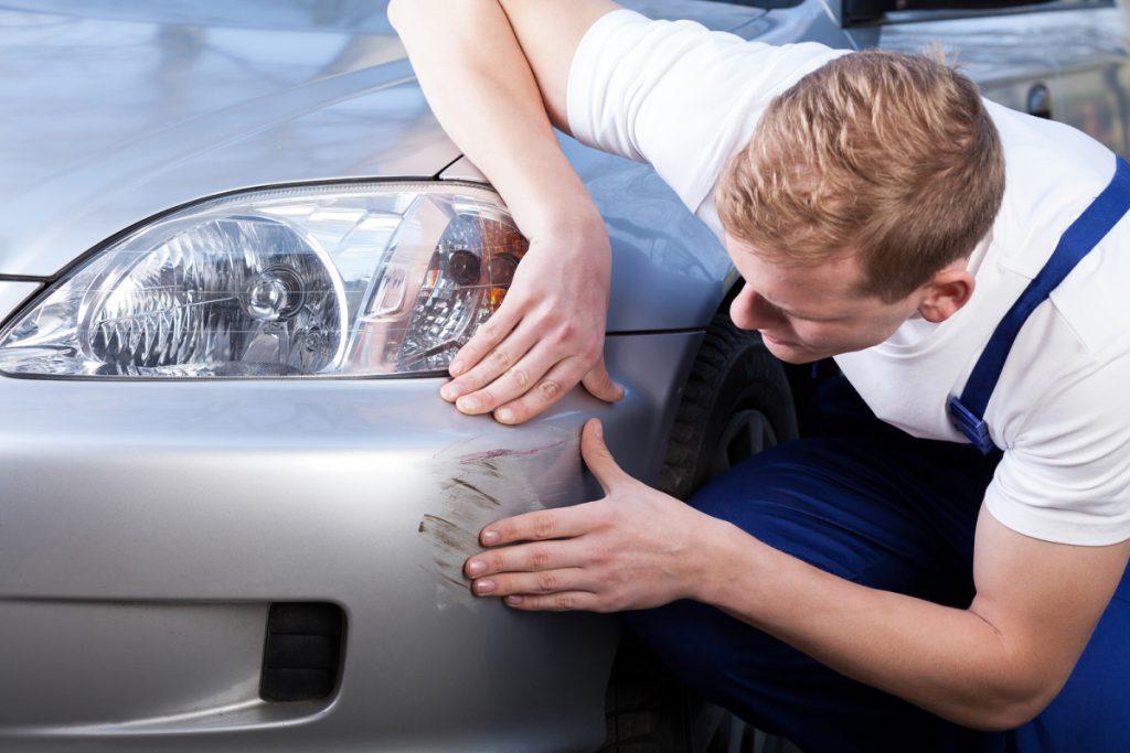 Полироль для удаления царапин на кузове автомобиля