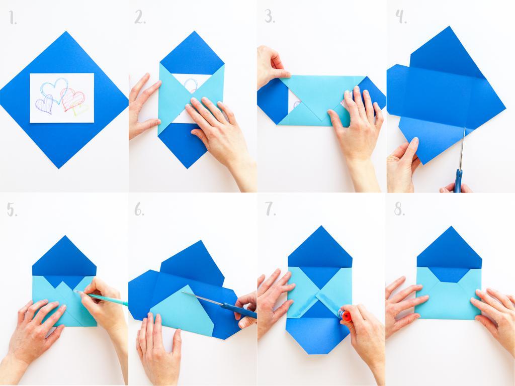 20 крутых открыток на день рождения своими руками - лайфхакер
