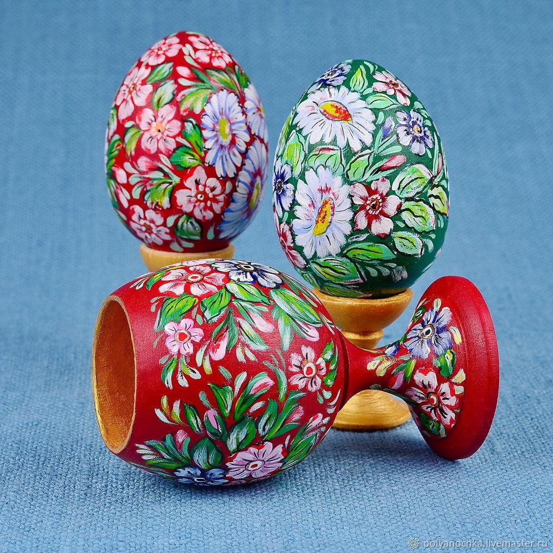 21 идея украшений пасхальных яиц своими руками, фото, мастер-классы