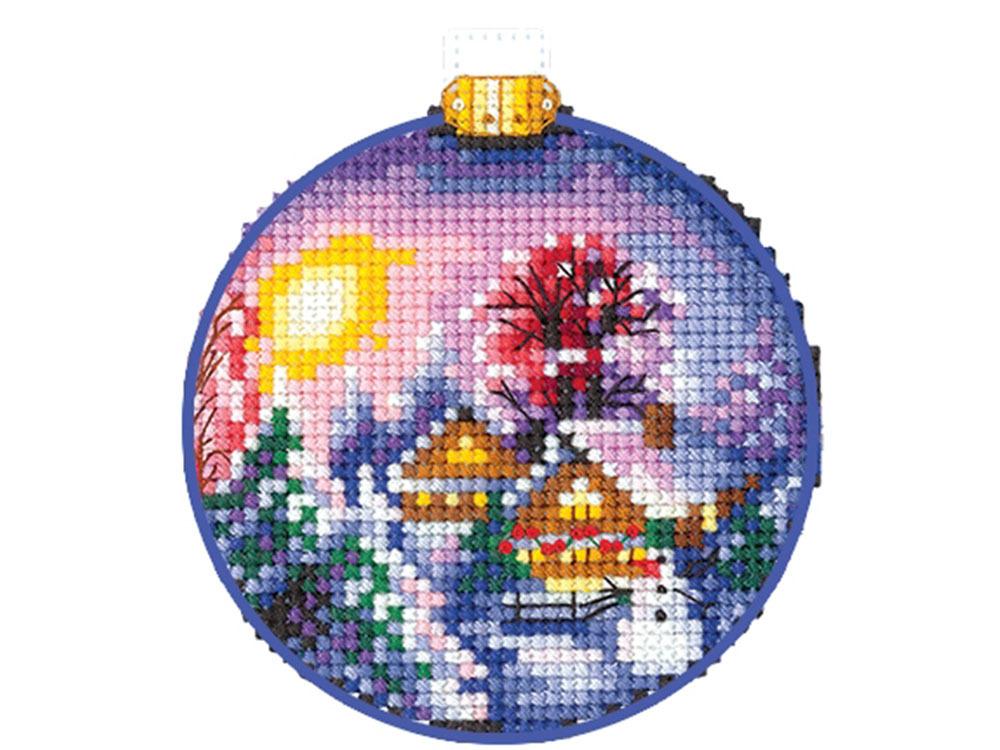 Игрушки на елку своими руками. елочные шары. новогодние украшения из ниток