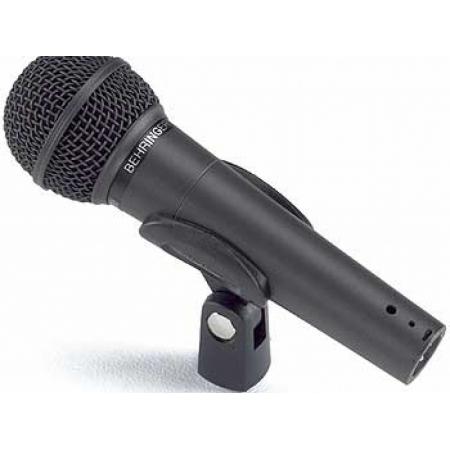 Всё о микрофонах