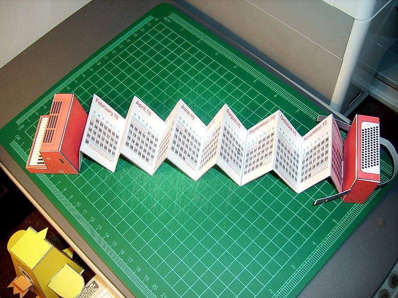 Поделки из бумаги путем складывания гармошкой. воспитателям детских садов, школьным учителям и педагогам