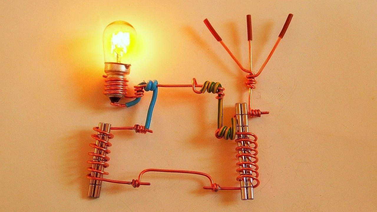 Бесплатная энергия у вас дома — своими руками