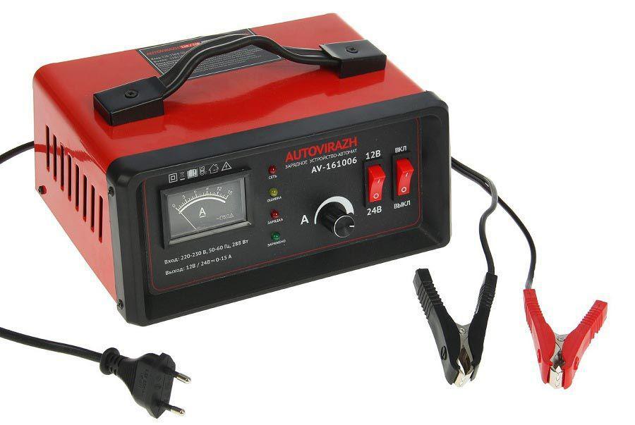 Топ 10 лучших зарядных устройств для аккумулятора автомобиля. какое зарядное выбрать